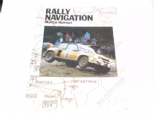 RALLY NAVIGATION (Martin Holmes 1987) New revised edition